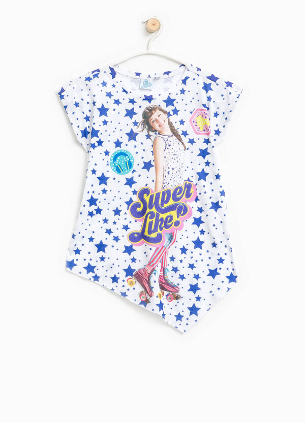 Star T-shirt with Soy Luna print | OVS