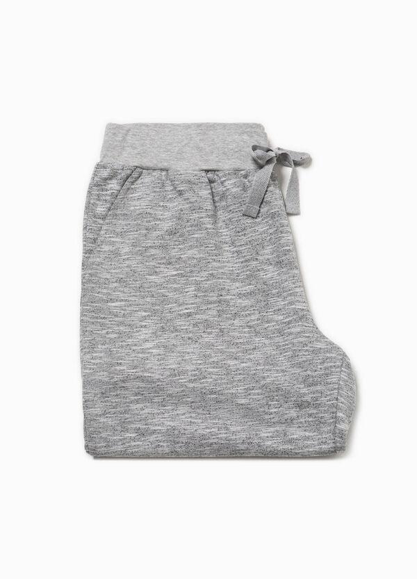 Pantalón corto de pijama con cordón de ajuste | OVS
