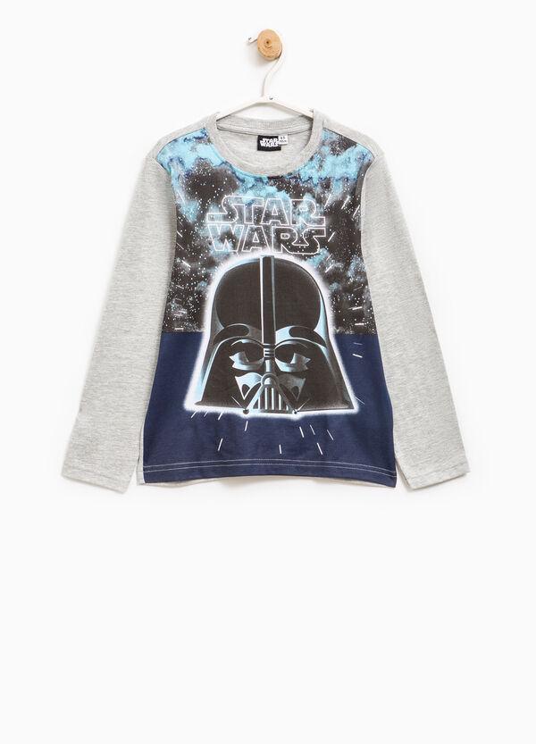 T-shirt con maxi stampa Star Wars   OVS