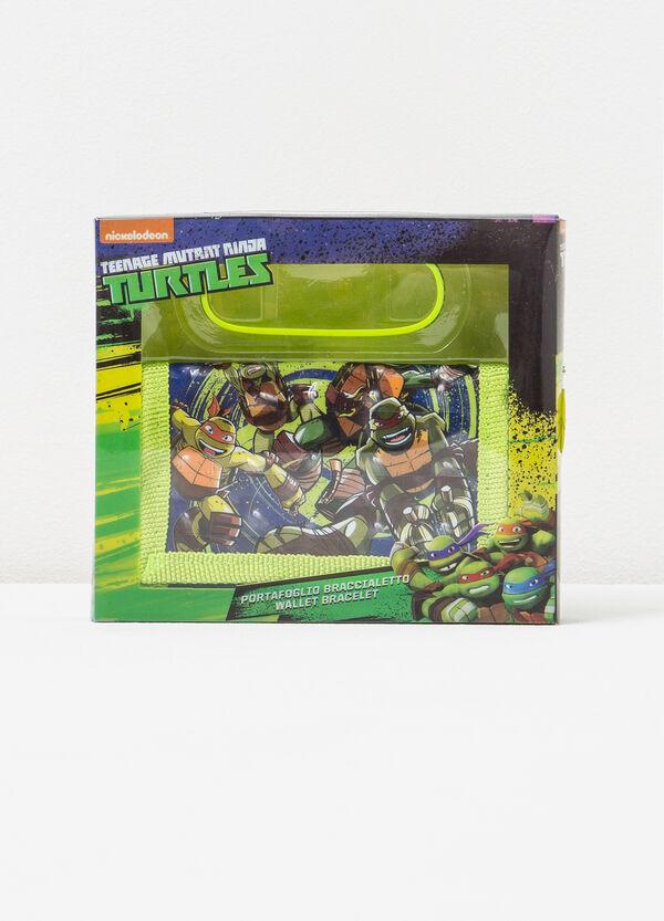 Ninja Turtles wallet and bracelet set | OVS