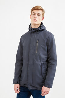 OVS Life Jacket parka, Navy Blue, hi-res