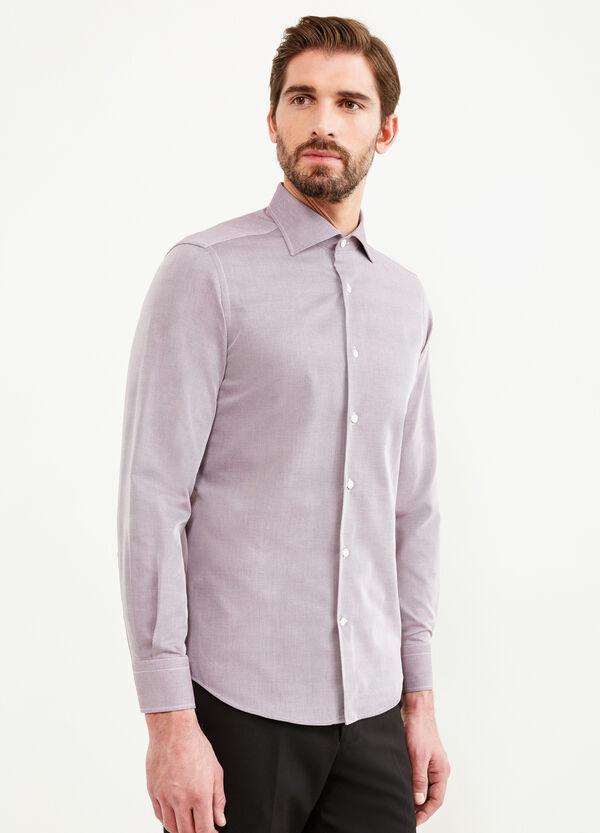 Camicia formale slim fit fantasia a righe | OVS