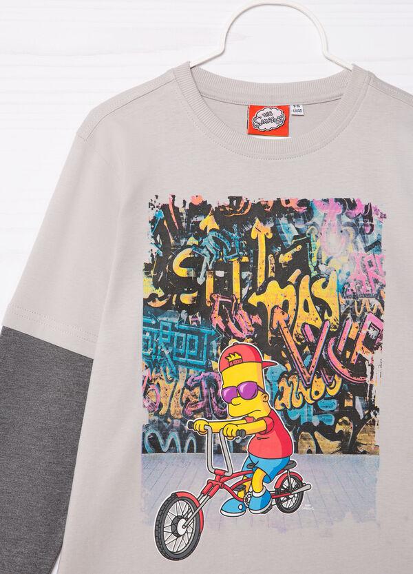 T-shirt girocollo puro cotone | OVS
