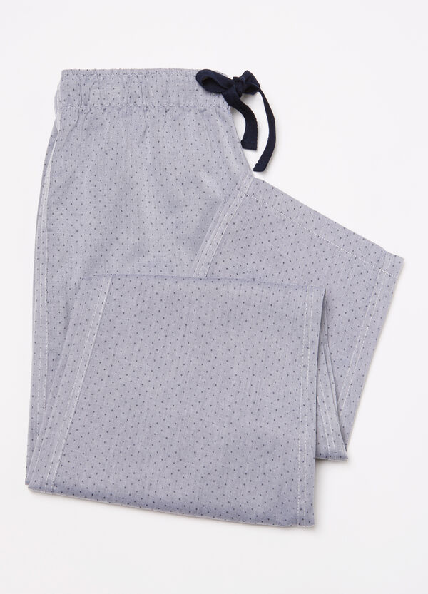 Pyjama trousers with drawstring | OVS