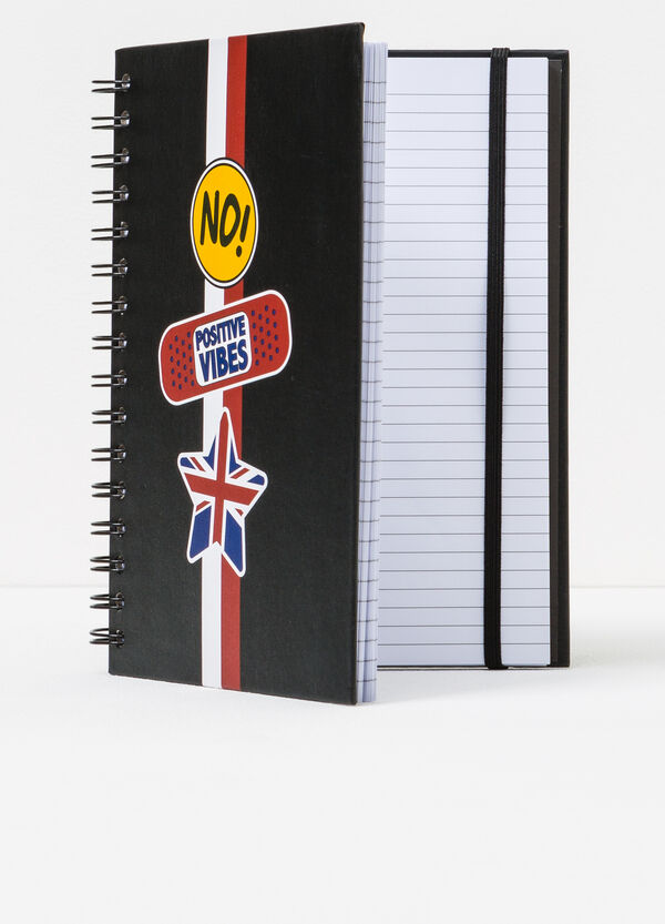 Hardback notebook with lined pages | OVS