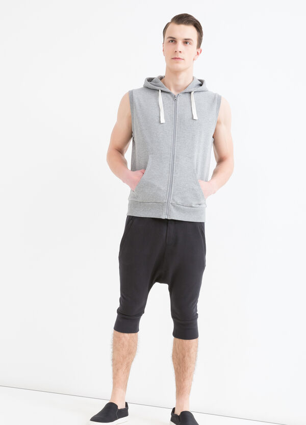 Low-rise short trousers | OVS