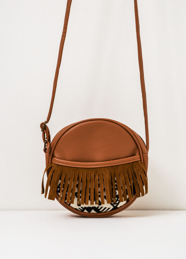 Fringed shoulder bag | OVS