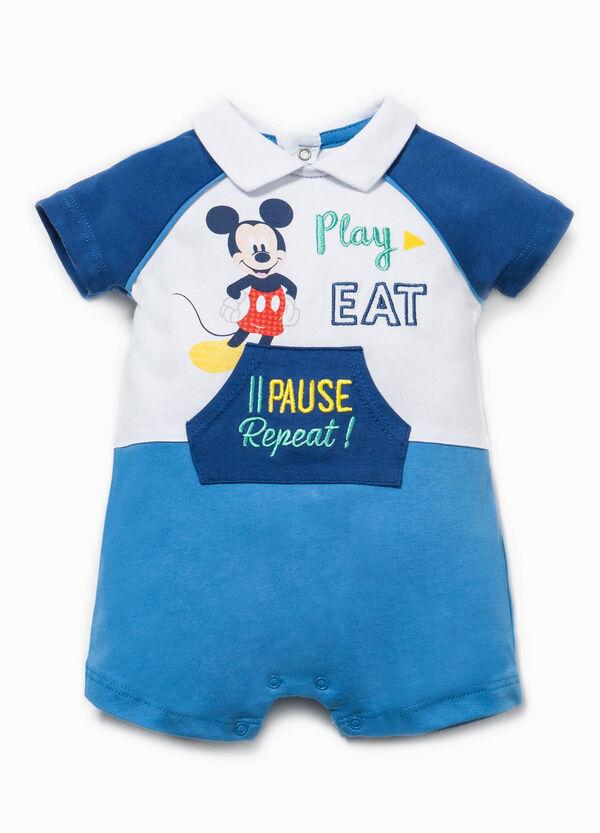 Pagliaccetto bicolore Mickey Mouse | OVS