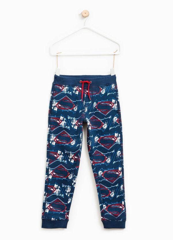 Pantaloni tuta Batman e Superman | OVS