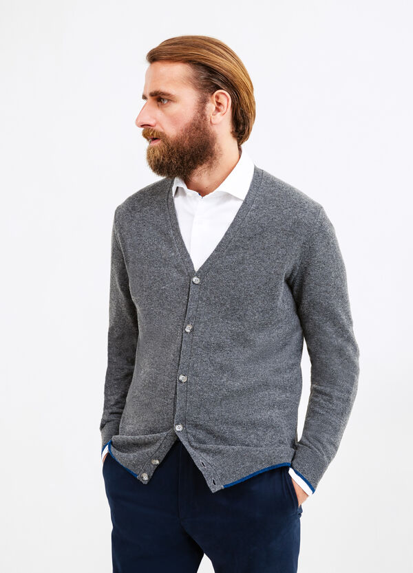 Rumford wool and cashmere cardigan | OVS