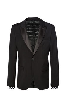 Blazer Jean Paul Gaultier for OVS, Nero, hi-res