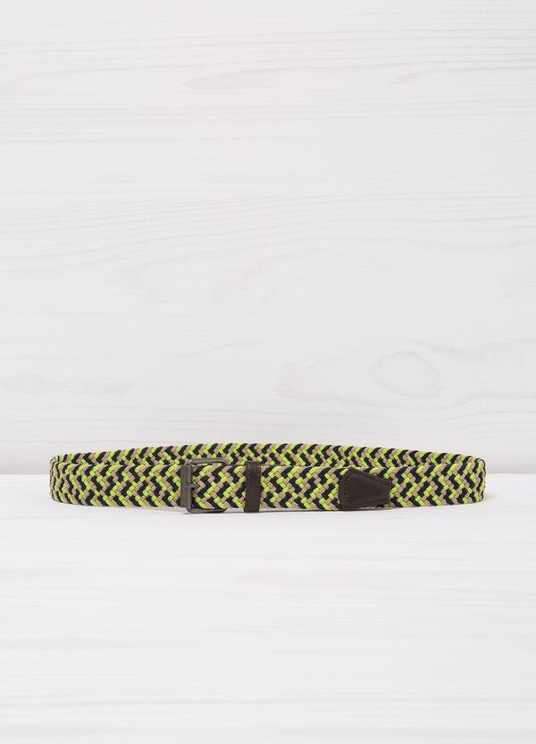 Woven rope belt | OVS