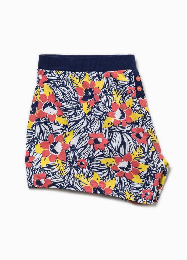 Shorts de pijama con estampado floral | OVS