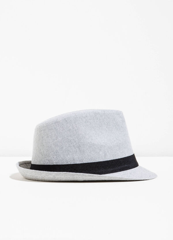 Cappello a falda larga in cotone | OVS