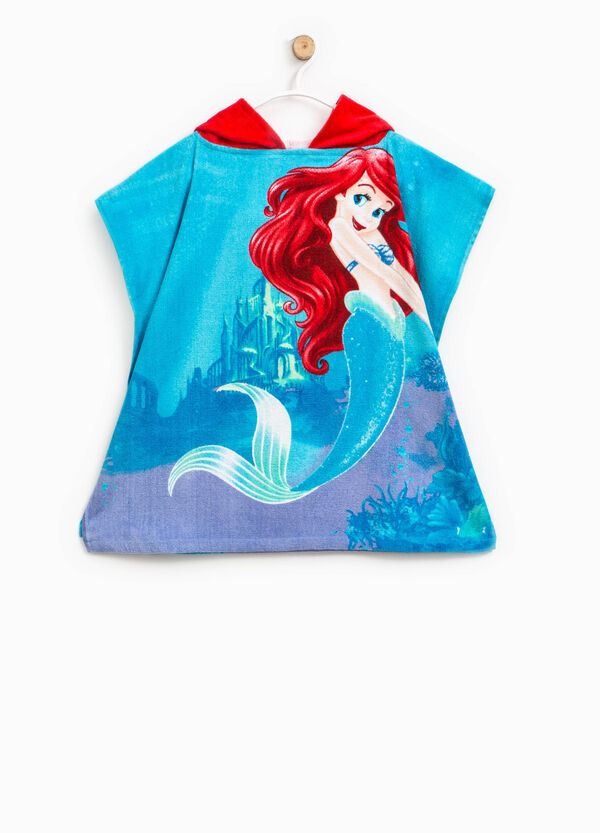 The Little Mermaid print bathrobe | OVS