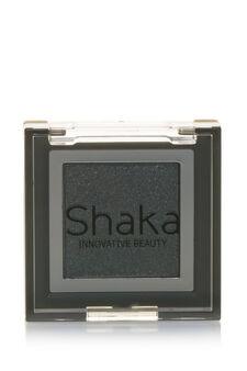 Compact eyeshadow with metal effect, Dark Grey, hi-res
