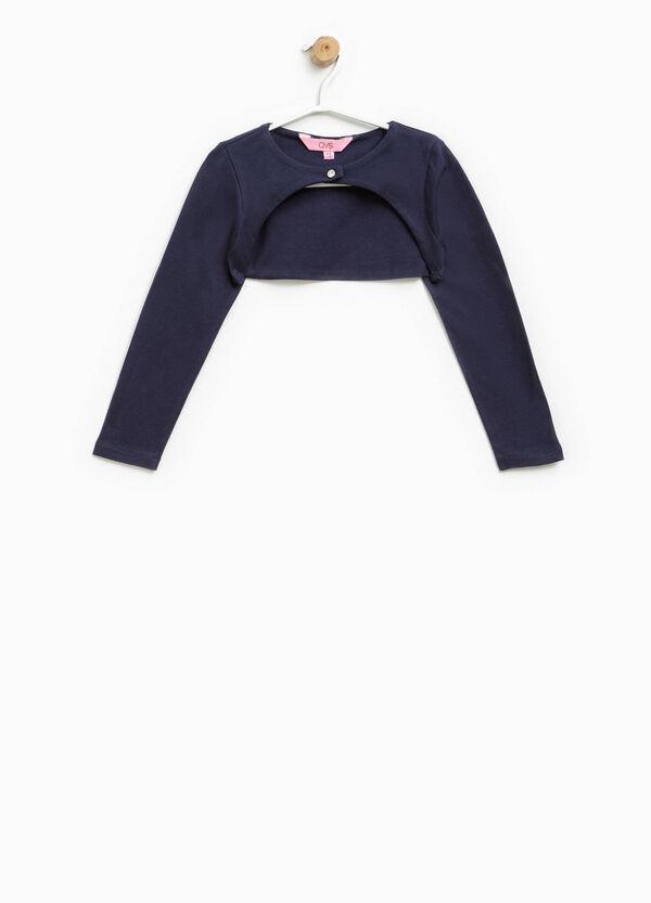 Stretch shawl with asymmetric hem | OVS
