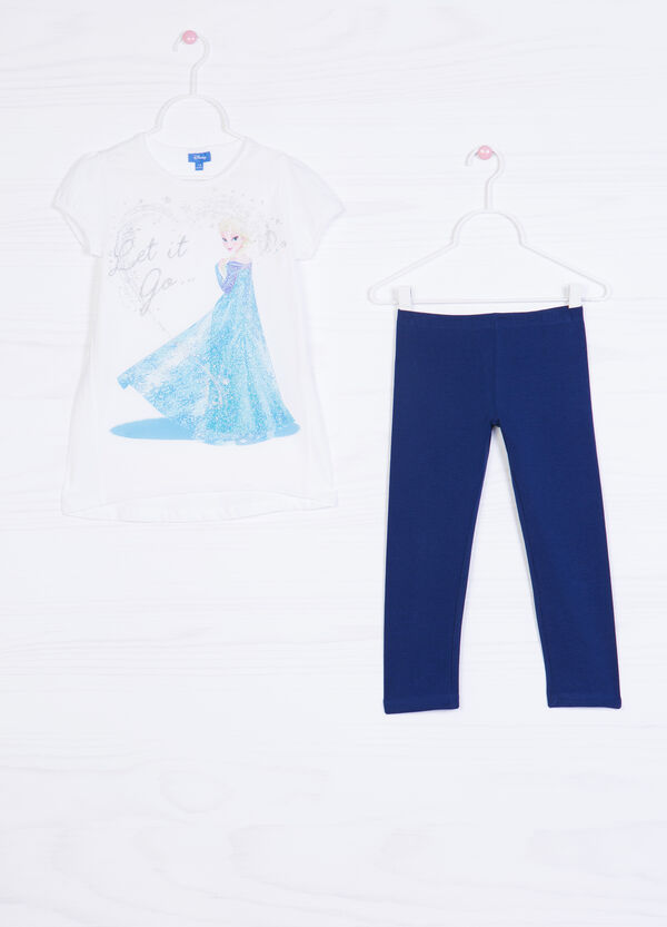 Stretch outfit with Frozen print | OVS