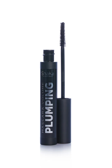 Plumping volumizing mascara