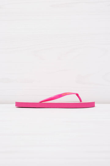 Patterned thong sandals by Maui and Sons, Pink, hi-res