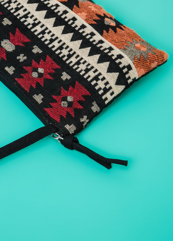 Ethnic patterned shoulder bag | OVS