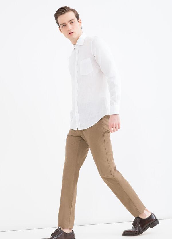 Camicia puro lino Rumford | OVS