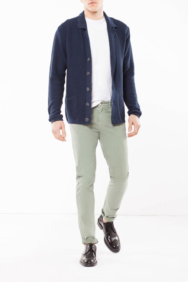 Rumford cardigan with collar | OVS
