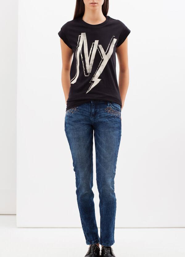 Jeans stretch slim fit | OVS