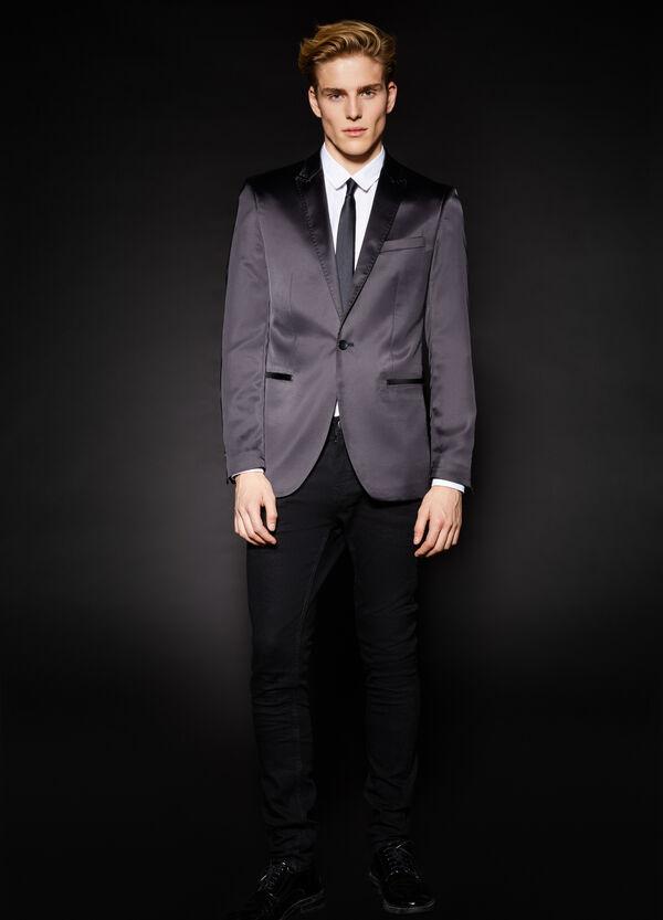 OVS Black Minimal Jacket | OVS