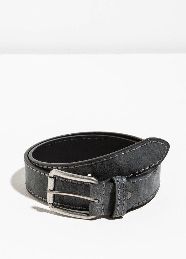 Cintura scamosciata a un passante | OVS
