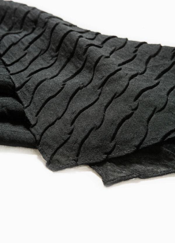 Sciarpa effetto ondulato | OVS