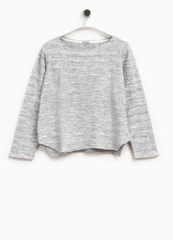 Pullover mélange Smart Basic | OVS