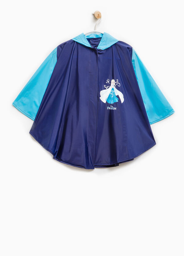 Rain cape with Frozen print | OVS