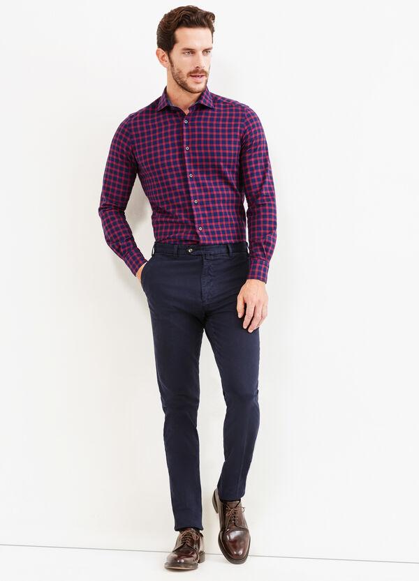 Camisa Rumford slim fit de cuadros | OVS