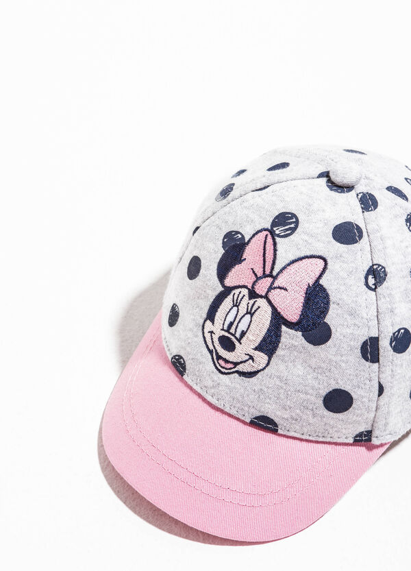 Minnie Mouse baseball cap with polka dots | OVS