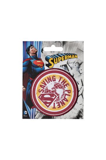 Superman iron-on patch, Multicolour, hi-res
