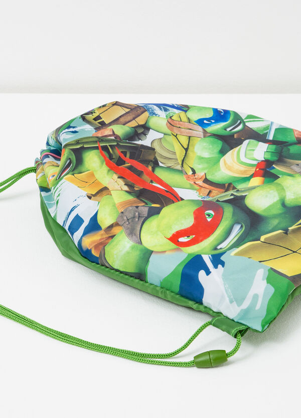 Bag with Teenage Mutant Ninja Turtle print | OVS
