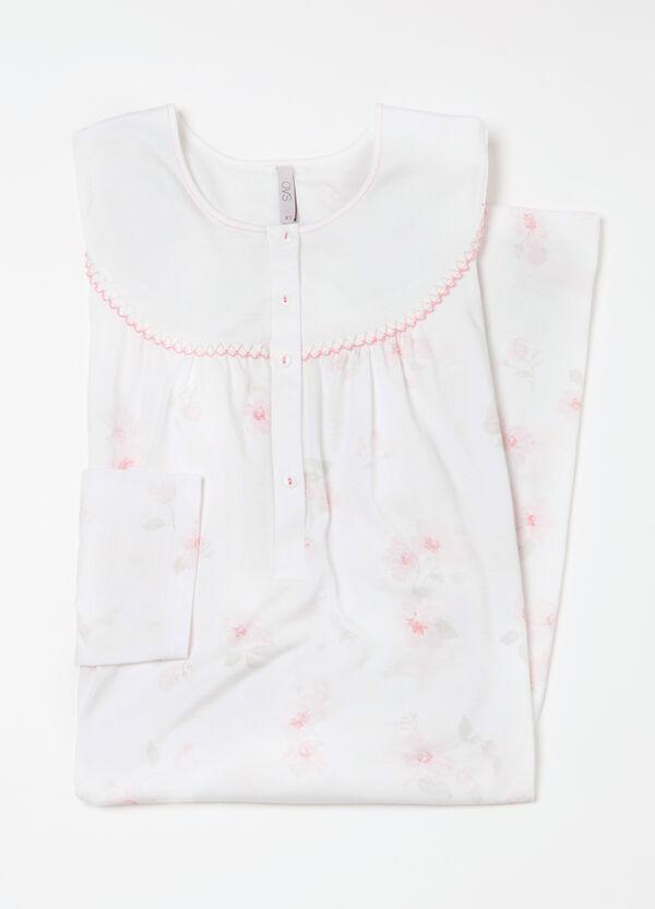 Camicia da notte floreale Curvy   OVS