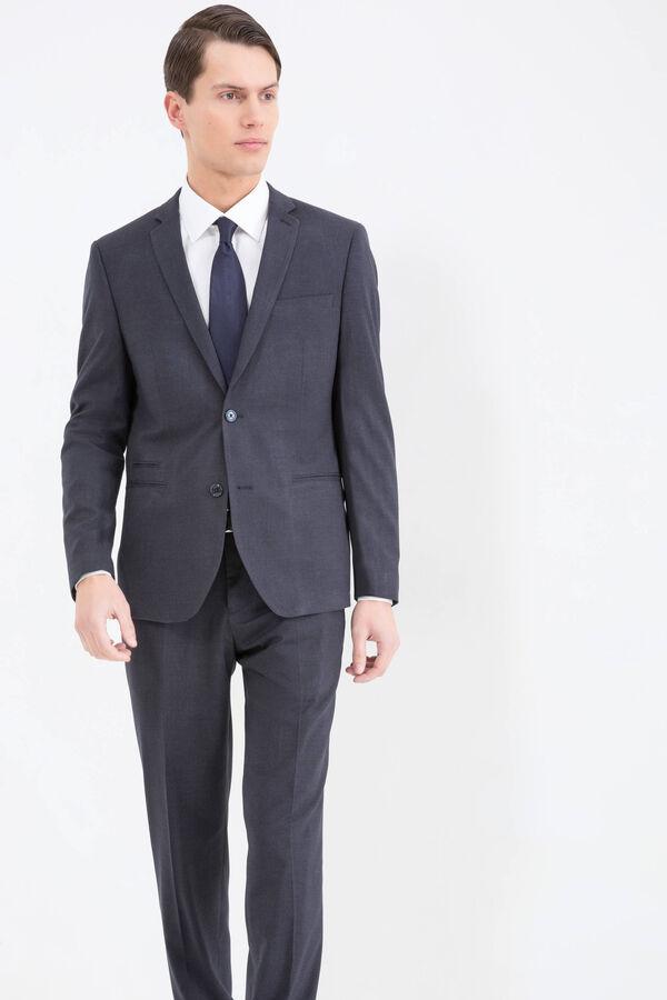 Elegant stretch viscose suit | OVS
