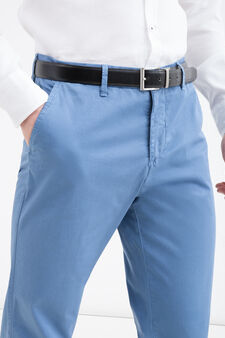 Rumford stretch trousers, Light Blue, hi-res