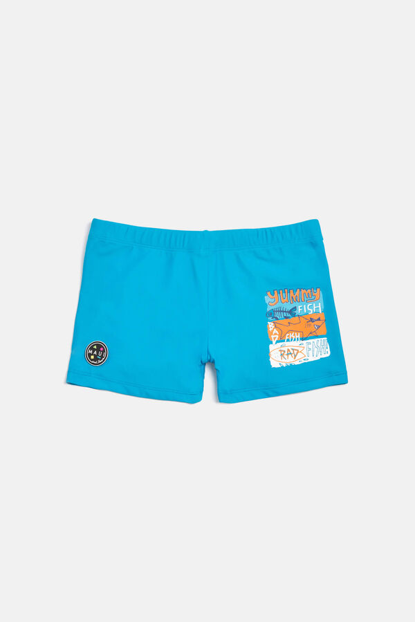 Boxer mare stretch tinta unita by Maui and Sons | OVS