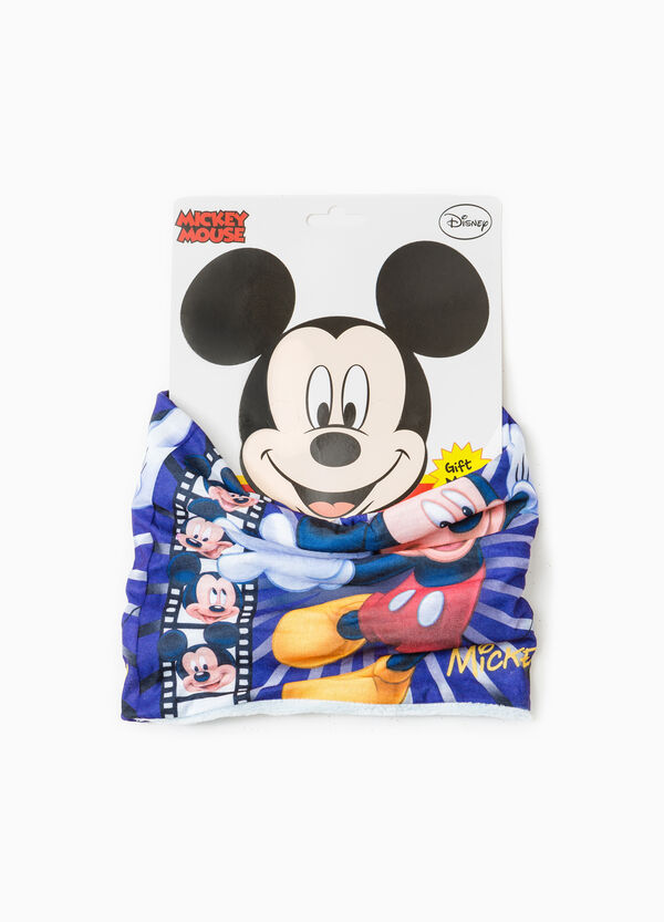 Scaldacollo stampa Mickey Mouse | OVS