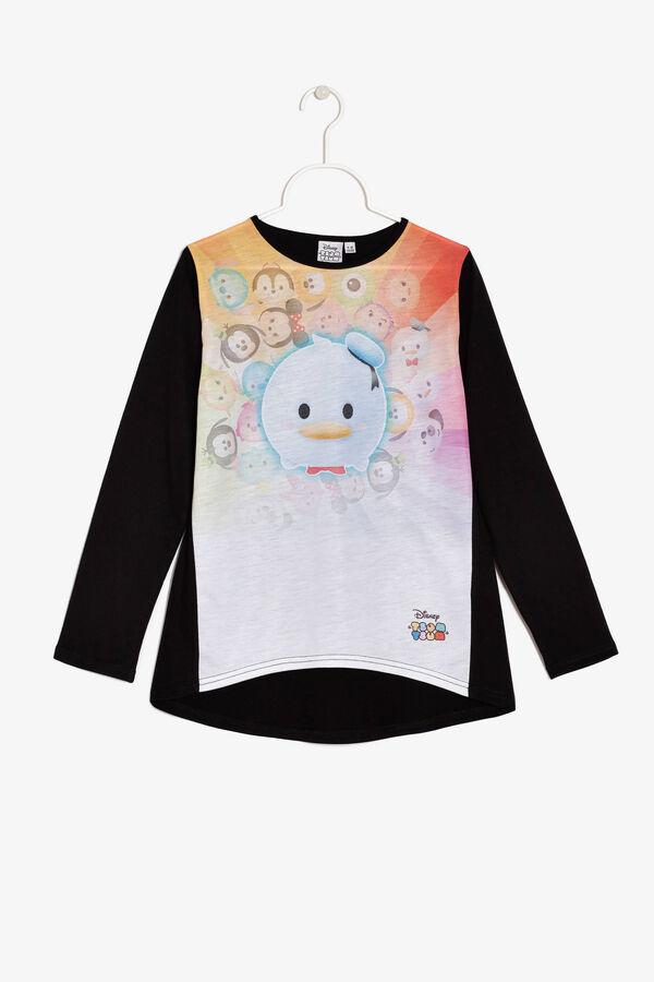 T-shirt Tsum Tsum a maniche lunghe | OVS