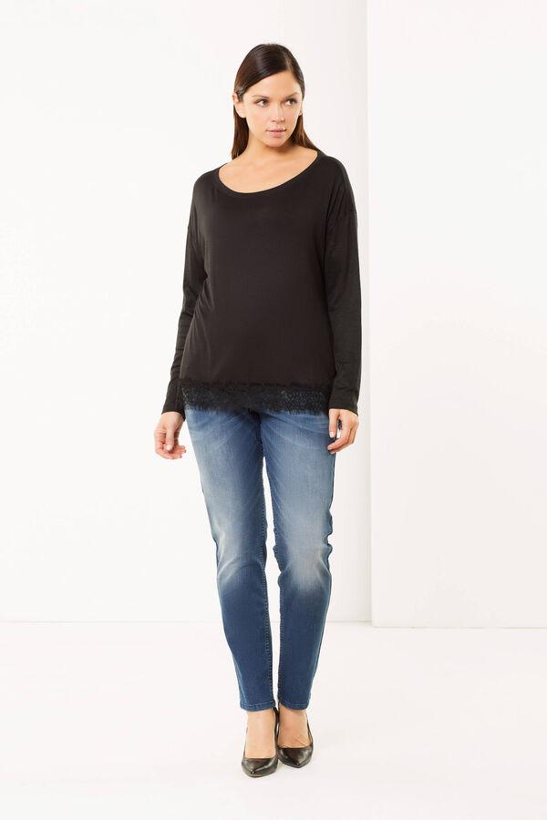 Jeans con strass Curvy | OVS