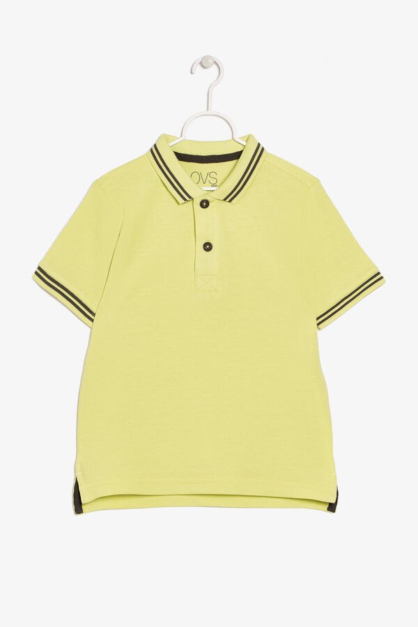 Short-sleeved polo shirt | OVS