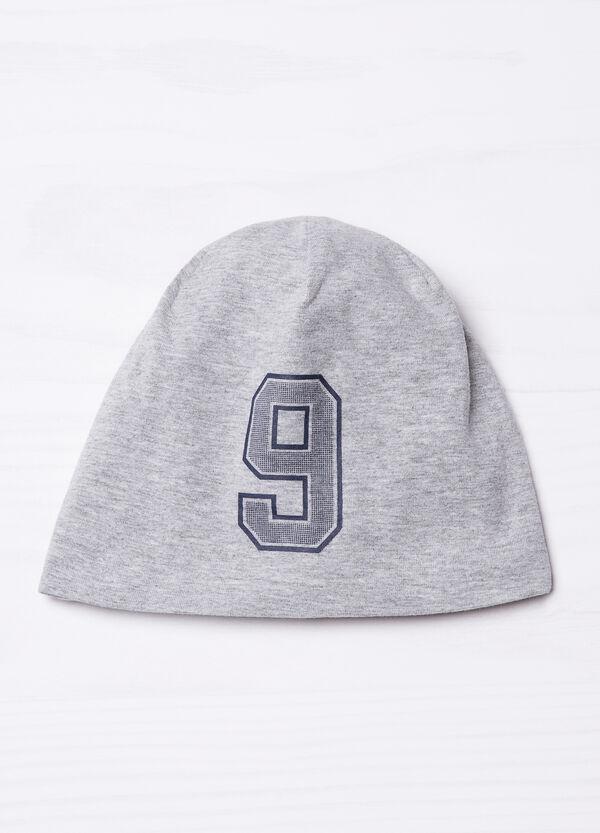 Printed beanie cap | OVS
