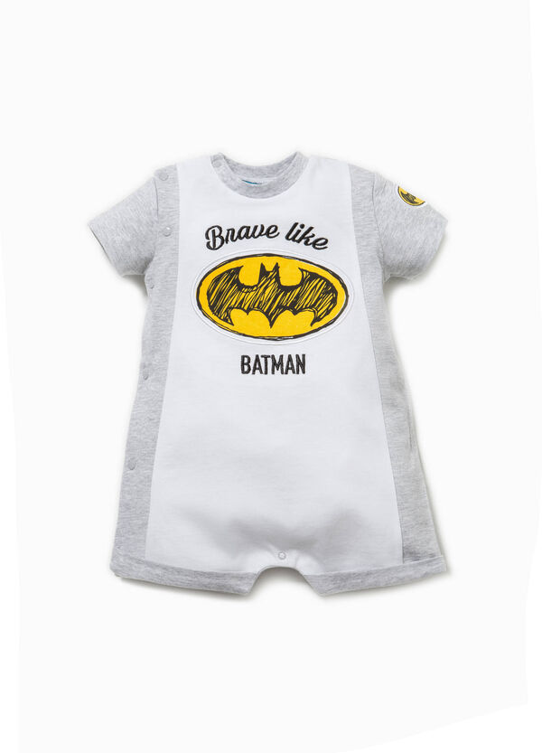 Romper suit with Batman print | OVS