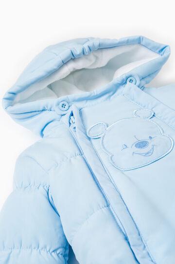 Tuta imbottita Winnie The Pooh, Azzurro, hi-res