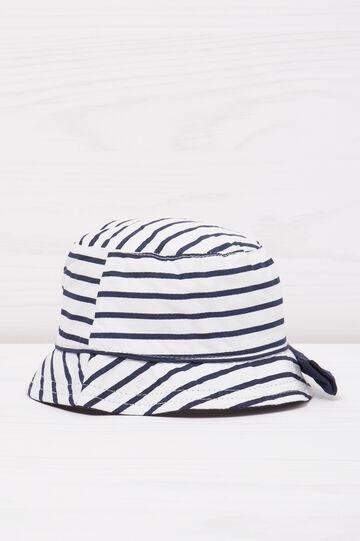 Striped fishing hat