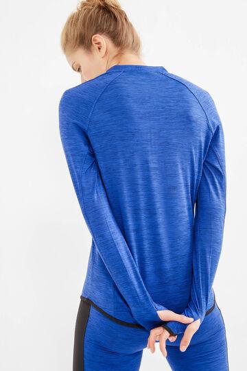 OVS Active Sport Training T-shirt, Blue, hi-res